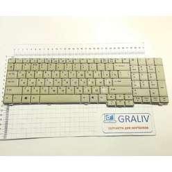 Клавиатура для ноутбука Acer Aspire 7520, 7720, 7720G NSK-AFP0R, PK1301L01H0