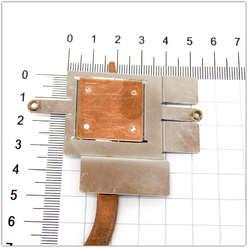 Радиатор системы охлаждения, термотрубка ноутбука Asus M50, X55S 13GNED1AM051-1
