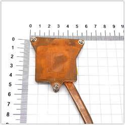 Система охлаждения, трубка охлаждения для ноутбука RoverBook 400 6-31-M55ES-101