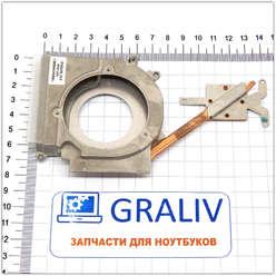 Система охлаждения, трубка охлаждения для ноутбука Asus F3T 13GNI41AM030-1