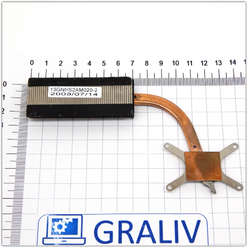Система охлаждения, трубка охлаждения для ноутбука Asus X58L 13GNNS2AM020-2