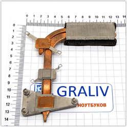 Система охлаждения, трубка охлаждения для ноутбука Fujitsu Siemens Amilo PA 3553 PA3553 60.4H712.002