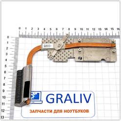 Система охлаждения, трубка охлаждения для ноутбука HP Compaq 615 538456-001