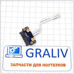 Плата подключения привода DVD ноутбука Samsung NP-RC530  BA92-08707A