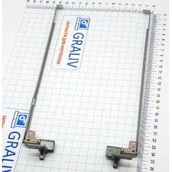 Петли ноутбука Fujitsu Siemens Esprimo V5515, V5535, 6053B0246901/6053B0247001