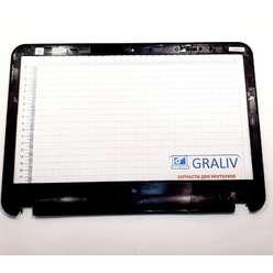 Рамка, безель матрицы ноутбука Dell 3537, 3521, CN-024K3D