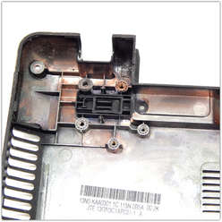 Нижняя часть корпуса, поддон ноутбука Asus K53S 13GN3C1AP030-2, 13N0-KAA0302