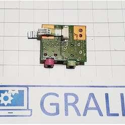 Доп. плата с audio ноутбука Acer 4315, 48.4X102.011