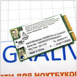 Wi-Fi модуль для ноутбука HP DV6-2000 Anatel 0151-06-2198, WM3945ABG