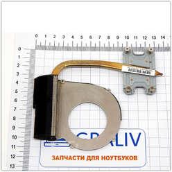 Радиатор, трубка охлаждения для ноутбука HP Compaq Presario CQ58 460202S00