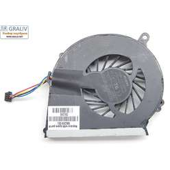 Вентилятор (кулер) для ноутбука HP 650, Compaq Presario CQ58 686259-001, DFS531205MC0T