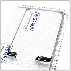 Петли ноутбука HP 650, Compaq Presario CQ58, 1A321A300, 1A321A400