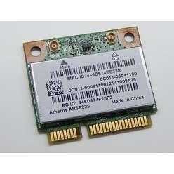 Wi-Fi модуль для ноутбука Lenovo G505 / G500 Atheros AR5B225 IEEE 802.11b/g/n, Bluetooth IEEE 802.15