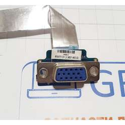 Разьем VGA ноутбука Toshiba A200, A205, A210, A215, LS-3483P