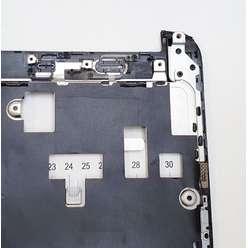 Верхняя часть корпуса, палмрест ноутбука HP Pavilion DV6-6000, 665358-001
