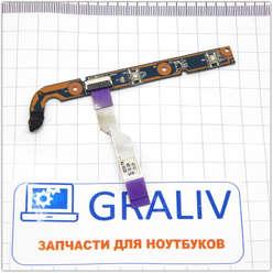 Панель включения, кнопка старта ноутбука HP Pavilion DV6-6000 40GAB6304-D200