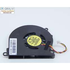 Вентилятор (кулер) ноутбука MSI U100x MS-N011 DFS451305M10T F831-CW