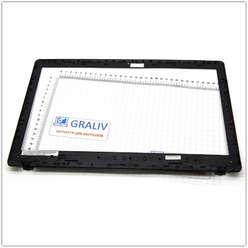 Рамка матрицы, безель ноутбука  Asus X551M, X551C 13NB0341AP0221