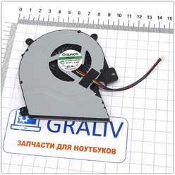 Вентилятор (кулер) ноутбука Asus X551M 13NB0331P11111, DQ5D586E000