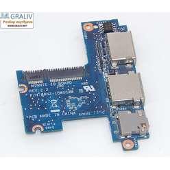 USB плата расширения ноутбука Lenovo Ideapad U300s 08N2-1BW5C00