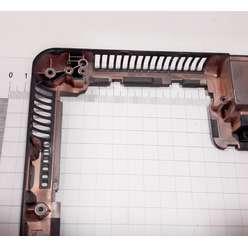 Нижняя часть корпуса, поддон ноутбука DNS CT50A (0124002), 36TW9BA0010