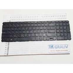 Клавиатура (без рамки) ноутбука HP dv7-7000, 670323-251
