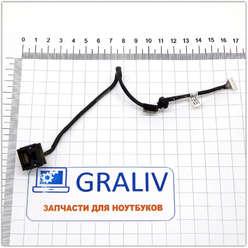 LAN разъем на шлейфе от ноутбука Sony VAIO VGN-NW2MRE/P  PCG-7181V