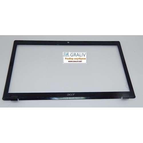 Рамка, безель матрицы ноутбука Acer Aspire 7551G 41.4HN01.001