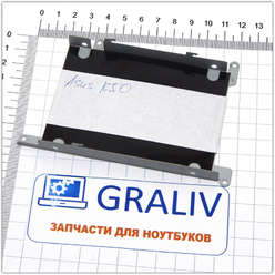 HDD корзина, салазки ноутбука Asus K50AF