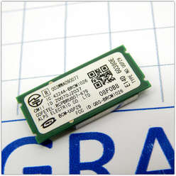 Модуль беспроводной связи Bluetooth BCM-UGPZ9 от ноутбука Sony VAIO VGN-NW2MRE/P  PCG-7181V