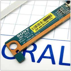 Кнопка старта включения включения ноутбука Sony PCG-7181V, PCG-7173P, 1P-1096J03-B010