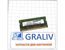 Оперативная память для ноутбука SO-DIMM DDR2 1GB Hynix