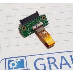 Переходник DVD привода ноутбука Lenovo ThinkPad Sl500, SATA 08G20K0RB21CLV