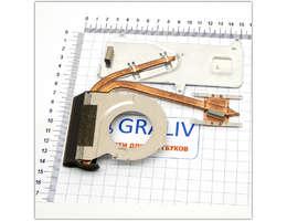 Система охлаждения, радиатор с трубкой ноутбука Sony VAIO VGN-NW2MRE/P  PCG-7181V   300-0001-1168