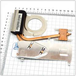 Система охлаждения, радиатор с трубкой ноутбука Sony PCG-7181V, PCG-7173P, 300-0001-1168