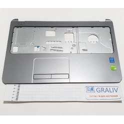 Верхняя часть корпуса, палмрест ноутбука HP 15-G, 15-R, 760961-001