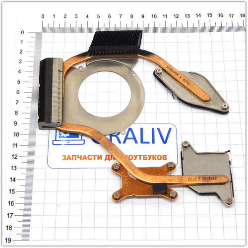 Трубка охлаждения ноутбука Samsung R530 BA62-00497B