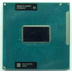 Intel Core i5 Mobile i5-3210M SR0MZ