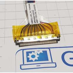 Шлейф матрицы ноутбука iRU Stilo1514 HPG5500102100