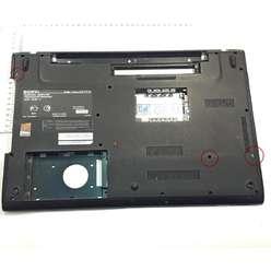 Нижняя часть корпуса, поддон ноутбука Sony SVE171, SVE171E13, 39.4MR04.001