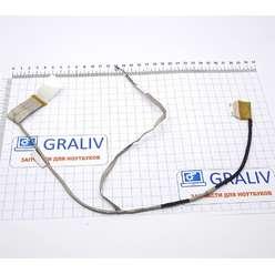 Шлейф матрицы ноутбука Asus K54 X54 14G221047000