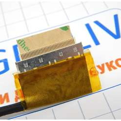 Шлейф матрицы ноутбука Asus K53E, X53S, K53SC 14G221036000
