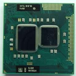 Intel Pentium Dual-Core Mobile P6100 SLBUR