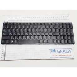 Клавиатура ноутбука Lenovo G570, Z560, Z565