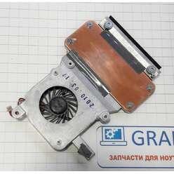 Система охлаждения с вентилятором ноутбука Fujitsu AH550