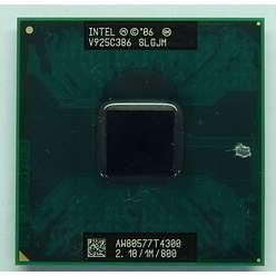 Intel Pentium Dual-Core Mobile T4300 SLGJM