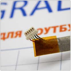 Шлейф матрицы ноутбука Samsung R525 R528 R530 BA39-00929A
