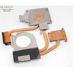 Радиатор, трубка охлаждения ноутбука DV6-6000  640426-001