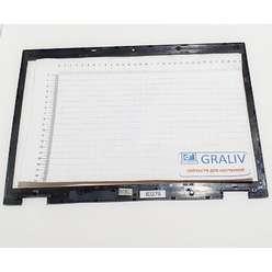 Рамка матрицы ноутбука Samsung R710, R700, BA75-01998A