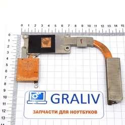 Трубка, радиатор  охлаждения ноутбука Lenovo G555 AT0BT0010A01
